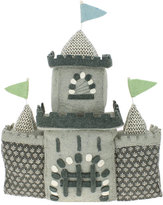 Fiona Walker England Wool Felt Castle, Gray