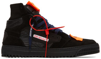 Off-White Off White Black Off-Court 3.0 Sneakers