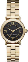 Marc by Marc Jacobs Women's Riley Gold-Tone Stainless Steel Bracelet Watch 28mm MJ3513