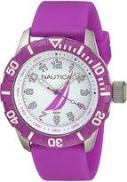 Nautica NSR-100 J-Class Women's watches NAI08514G
