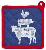 Sur La Table Butcher's Choice Cut Pot Holder