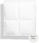 Calla Lily Hungarian Down Comforter (Year Round)