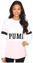 Puma Colour Blocking Crew Sweat