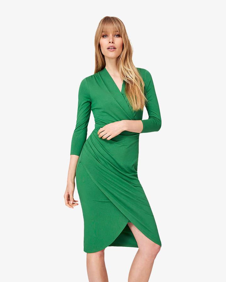 Phase Eight Aurelia Wrap Jersey Dress