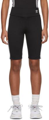 adidas Black Biker Shorts