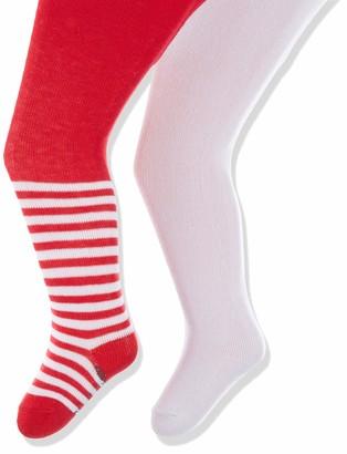Playshoes Baby Girls' Wal und Unifarben mit Komfortbund Tights