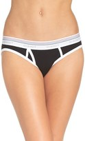 2xist Women's 'Retro Cotton' Boy Briefs