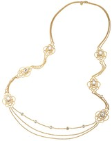 Carolee Bryant Park Illusion Station Necklace, 36""