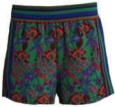 Sisley Shorts pink coral/plums
