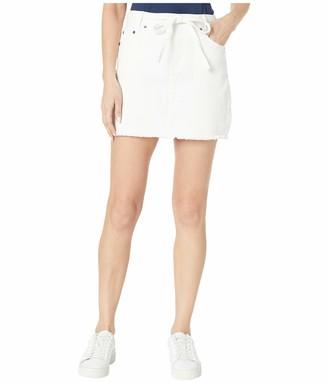 Jack by BB Dakota Women's Tie On Life Denim Skirt