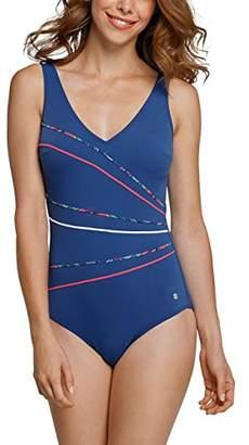 Schiesser Women's Aqua Badeanzug Swimsuit,8 (Size: 038B)