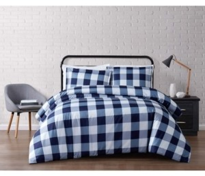Truly Soft Everyday Buffalo Plaid Full/Queen Duvet Set Bedding