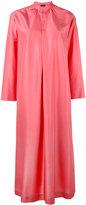 Joseph oversize kaftan dress - women - Silk - 38
