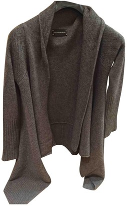 Zadig & Voltaire Anthracite Cashmere Knitwear for Women