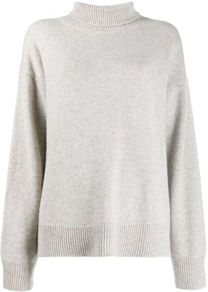 Sofie D'hoore Rib-Trimmed Cashmere Jumper