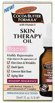 Palmers Cocoa Butter Formula Skin Therapy Oil for Face 1 oz (Pack of 2)