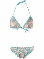 Thumbnail for your product : Anjuna Carina floral print bikini