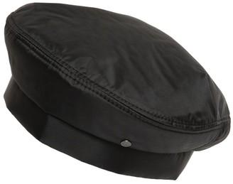 Maison Michel Nolan Bomber Nylon Hat