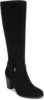 Naturalizer Kamora Wide Calf High Shaft Boots Women Shoes