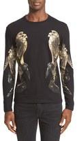 Neil Barrett Men's Falcon Graphic T-Shirt
