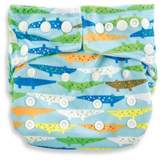 Bumkins Snap-In-One Cloth Diaper in Crocs
