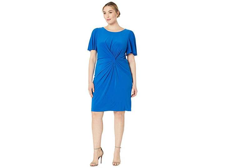 c01c1dea5c7 Lauren Ralph Lauren Blue Plus Size Dresses - ShopStyle