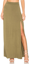 Clayton Sarah Skirt in Olive. - size S (also in XS)
