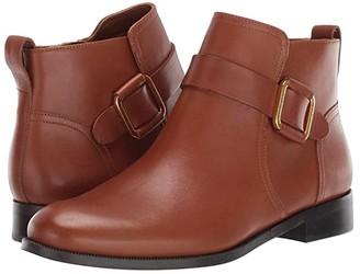 Lauren Ralph Lauren Banbury (Deep Saddle Tan) Women's Shoes