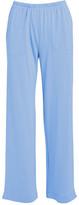 Fresh Produce Women's Casual Pants BYS - Blue Side-Pocket Wide-Leg Pants - Women