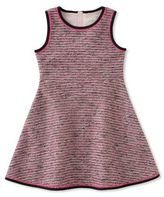Kate Spade Girls' Knit Tweed Fit-&-Flare Dress