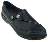 Clarks Collection Leather Slip-on Shoes Ashland Lane