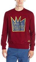 Vivienne Westwood Men's Rulers Felpa Sweatshirt