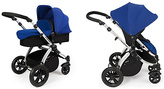 Ickle bubba Stomp V2 2-in-1 Pushchair - Blue