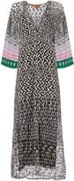 Missoni Bell Sleeve Maxi Dress