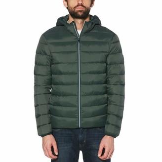 Original Penguin Lightweight Hooded Puffer Jacket