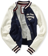 Aeropostale Aero Athletics Varsity Jacket
