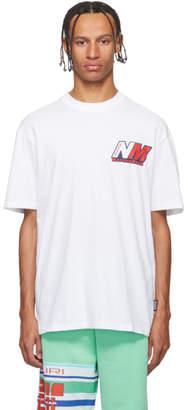 Martine Rose NAPA by White Ocelot Logo T-Shirt