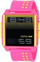 Vestal Men's DIG030 Digichord Digital Display Japanese Quartz Watch