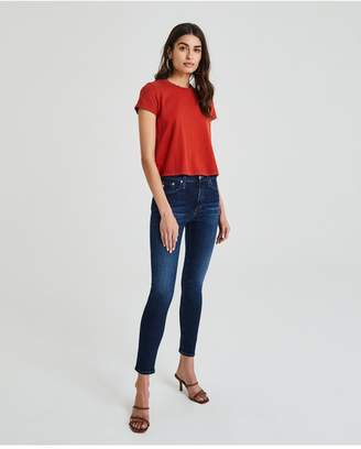 AG Jeans The Farrah Skinny Ankle - 4 Years Deep Willows