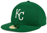 New Era Kansas City Royals St. Patty's Diamond Era 59FIFTY Cap