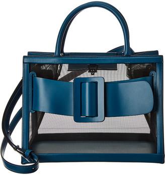 Boyy Boddy Mesh Frame Shoulder Bag
