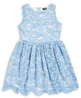 Zunie Girls Lace Party Dress