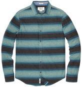 Original Penguin Heathered Stripe Flannel Shirt