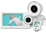 "Infant Project Nursery 5"" High Definition Baby Monitor System With 1 1/2"" Mini Monitor"