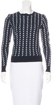 Opening Ceremony Printed Knit Sweater