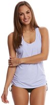 Beach House Women's Color Block Remix Turbo Double Time Tankini Top 8151238