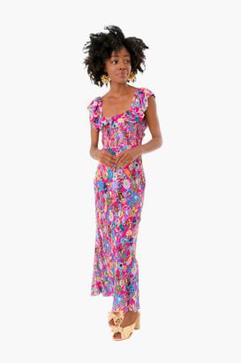 Tanya Taylor Jessa Midi Dress