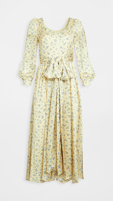 Sister Jane Brooke Floral Midi Dress