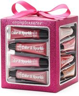 Simple Pleasures 12-pc. Lip Gloss Collection Cube Gift Set