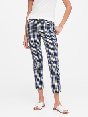 Banana Republic Classic Sloan Skinny-Fit Washable Pant